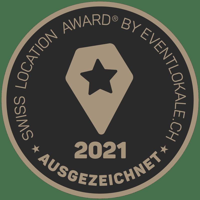 Beste Hochzeitslocation Schweiz Award