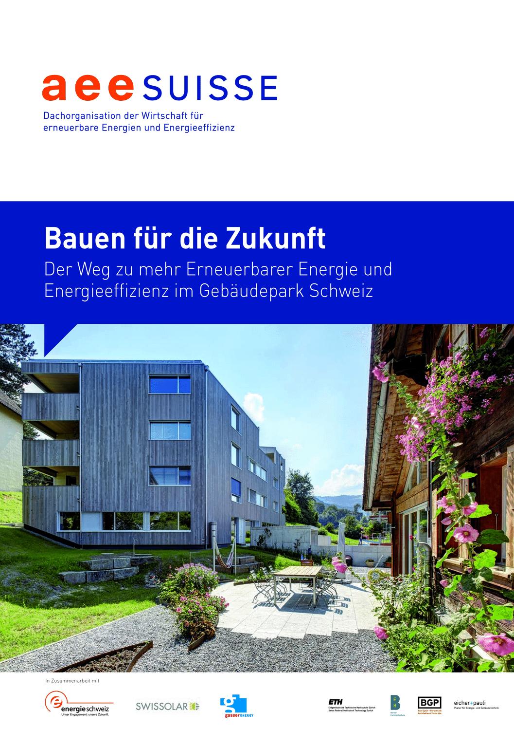aee suisse Bauwirtschaft Erneuerbare Energien