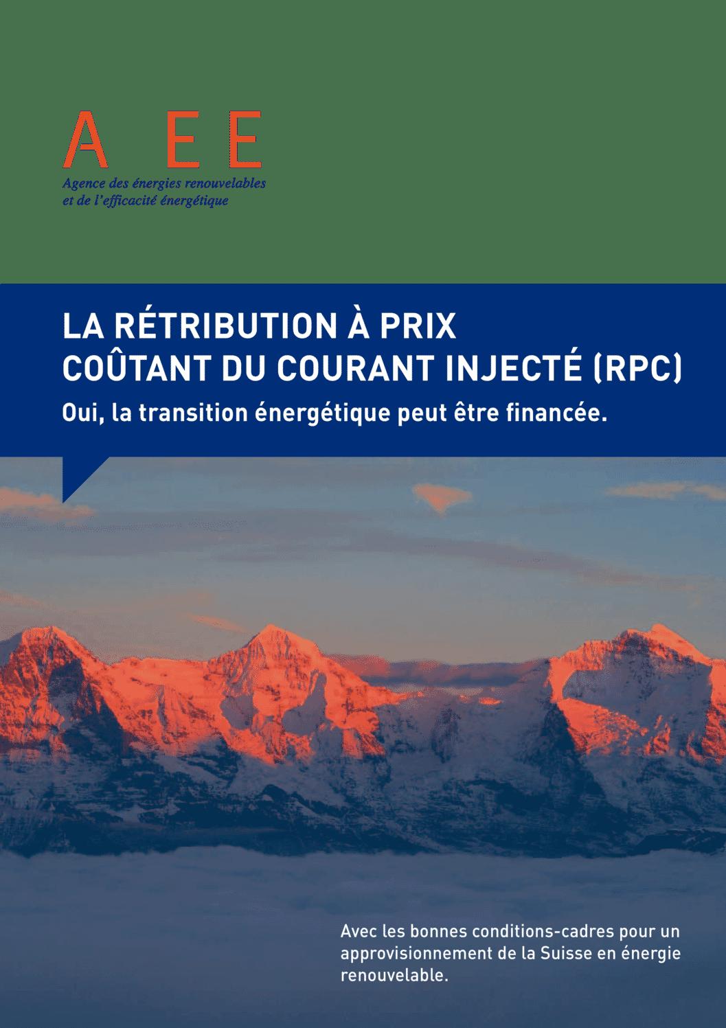 aee suisse Brochure RPC