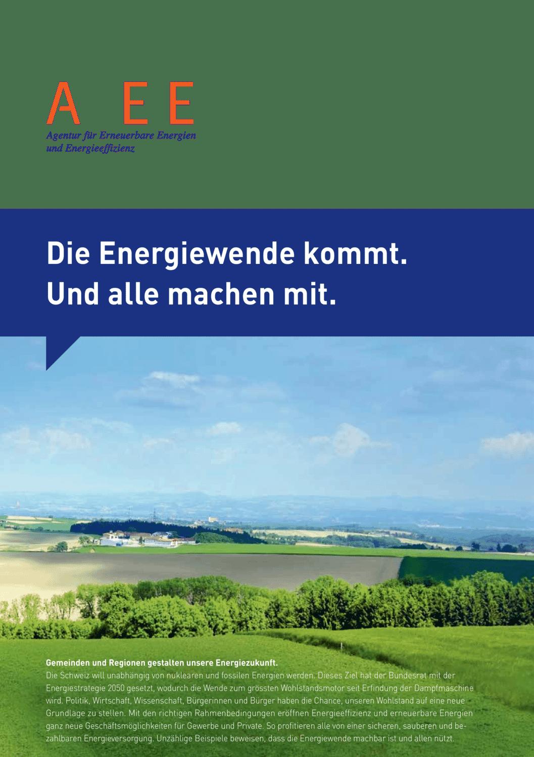 aee suisse Energiewende
