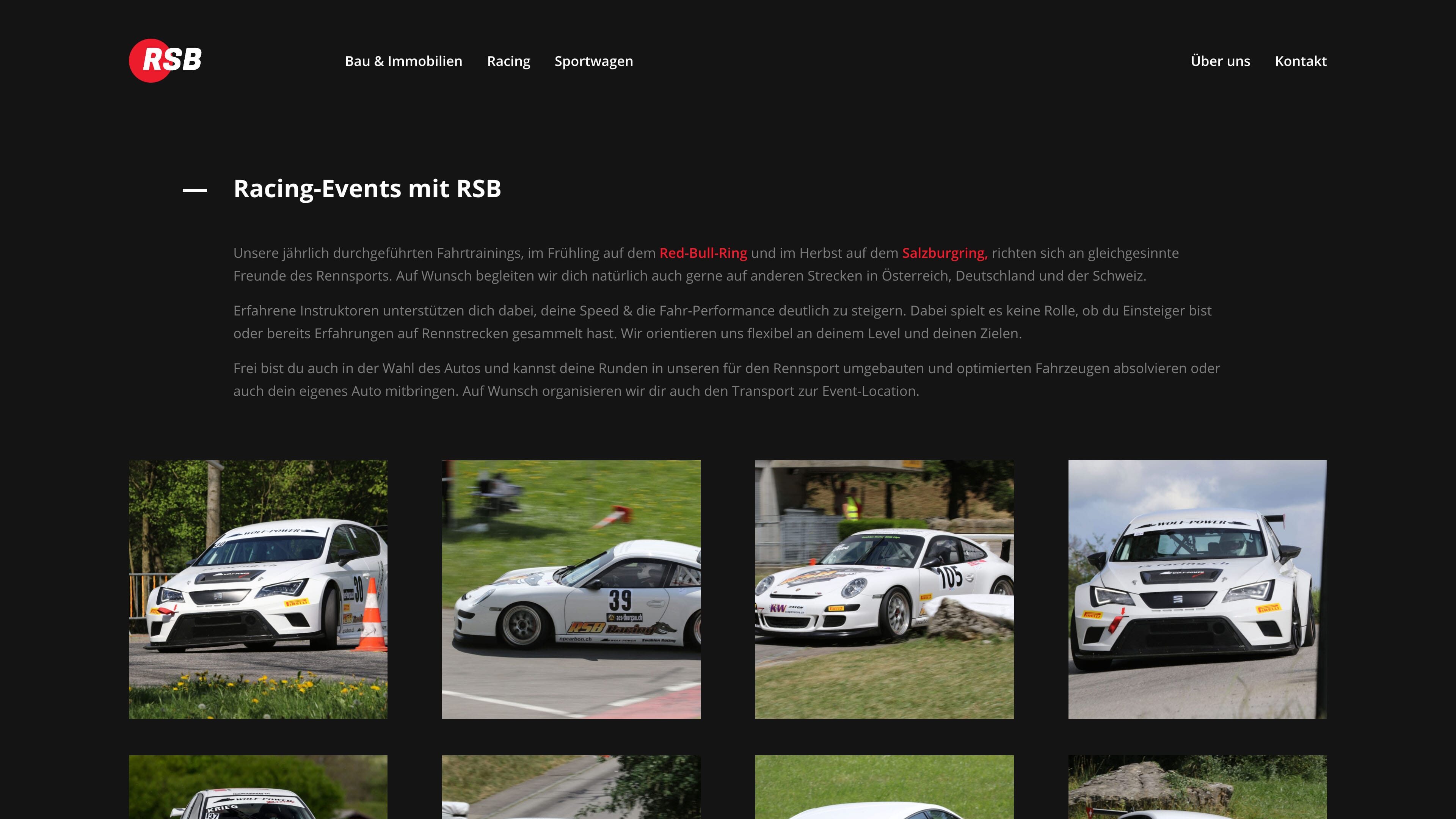 Website RSB solutions